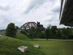 clinton presidential bridge